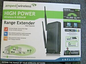 New-Amped-Wireless-High-Power-Wi-Fi-Smart-Repeater-amp-Range-Extender-SR10000