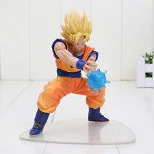 Anime Dragon Ball Z Super Saiyan Son Goku Gokou Fighting PVC Action Figure Toy