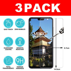 For-Xiaomi-Mi-8-Lite-Tempered-Glass-Screen-Protector-CRYSTAL-CLEAR