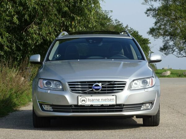 Volvo V70 2,0 D4 181 Summum - billede 2