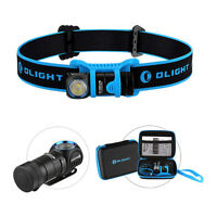 Olight 500 Lumens H1 Nova Head Torch Multifunction Headlamp Compact Flashlight