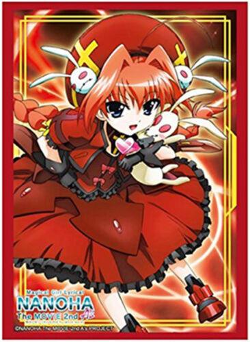 Magical Girl Lyrical Nanoha Vita Card Game Character Sleeves HG Vol.800 Anime