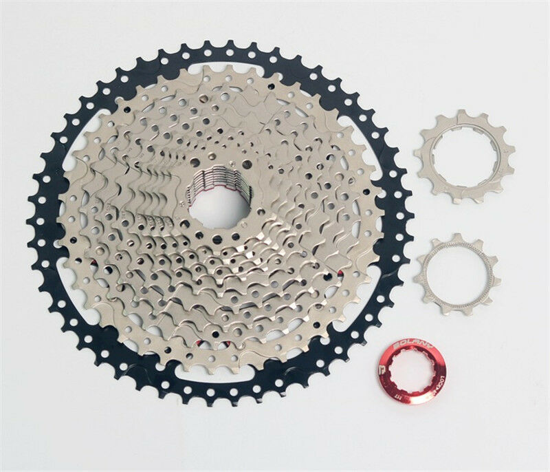 BOLANY 12 Speed  MTB Road Bike Freewheel Cassette Durable Bicycle Flywheel 11-50T  various sizes
