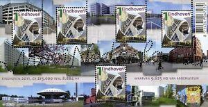 Mooi-Nederland-2011-7e-serie-Compl-Van-Almere-tot-Enschede-Postfris