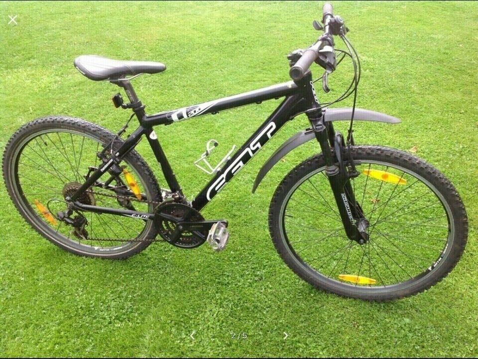 Drengecykel, mountainbike, Felt 606 Aluminium