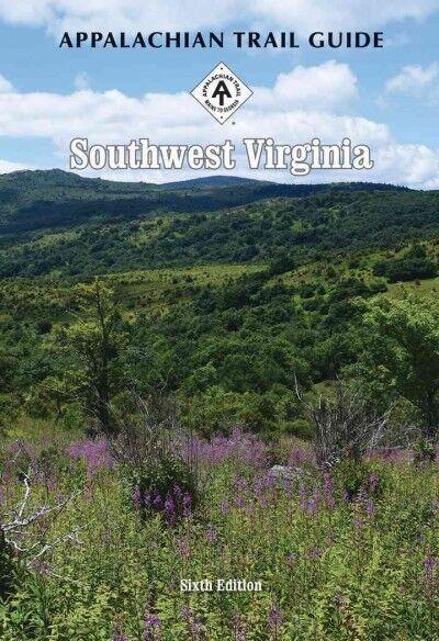 Appalachian Trail Guide to Southwest Virginia, Paperback by Prueschner, Bill ...