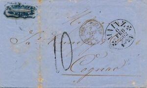 Lettre-MAINZ-Taxe-10-pour-Cognac-Germany-Cover-Brief