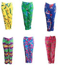 Nestle-Women-039-s-Sleepwear-Plush-Fleece-Lounge-Pajama-Sleep-Pants-S-to-XXL