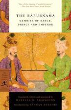 The Baburnama: Memoirs of Babur, Prince and Emperor (Modern Library Classics) b
