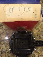 Quality Parts De-12 Distributor Cap