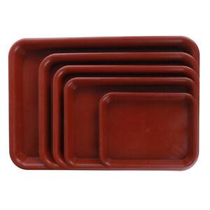 garden-pp-resin-rectangle-plant-saucer-pad-flower-pot-base-water-saving-tray-JM
