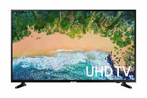 "TV LED Samsung UE55NU7091 55 "" Ultra HD 4K Smart Flat HDR DVB-C/T2"