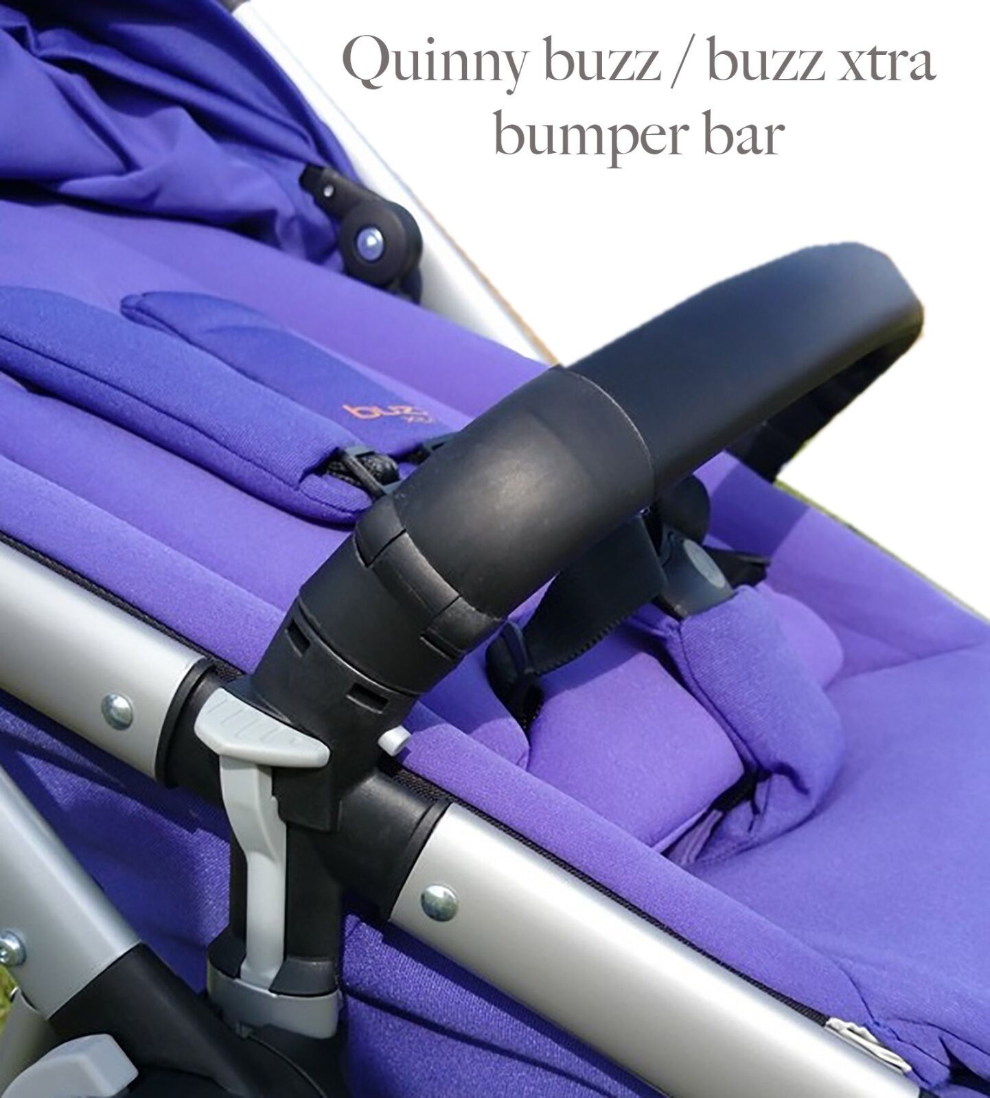 Pioneer//surf //Quinny buzz//my4 Bumper Bar Cover Fit silver cross Wayfarer