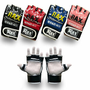 Grappling Gloves Boxing MMA Punch Bag Fight Muay Thai Training  UFC Fight Gloves