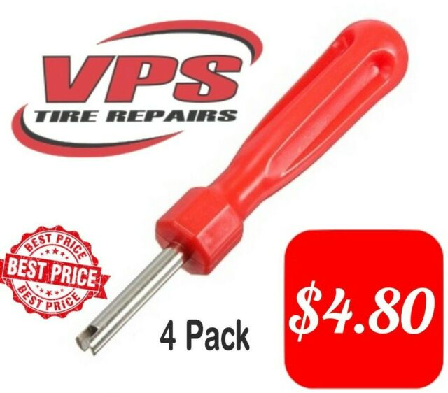 Car Valve Stem Core Remover Motorcycle Screwdriver Tire Repair Install ho