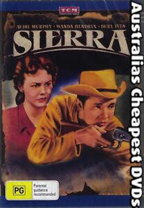 Sierra-DVD-NEW-FREE-POSTAGE-WITHIN-AUSTRALIA-REGION-ALL