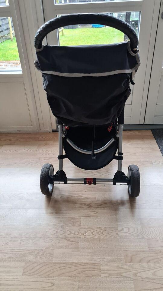 Klapvogn, Baby Jogger City Mini