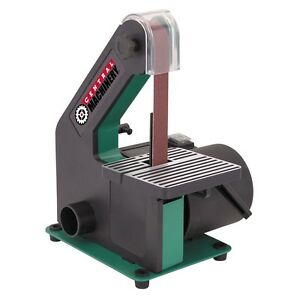Central Machinery 1 X 30 Belt Sander Table Top Garage Wood