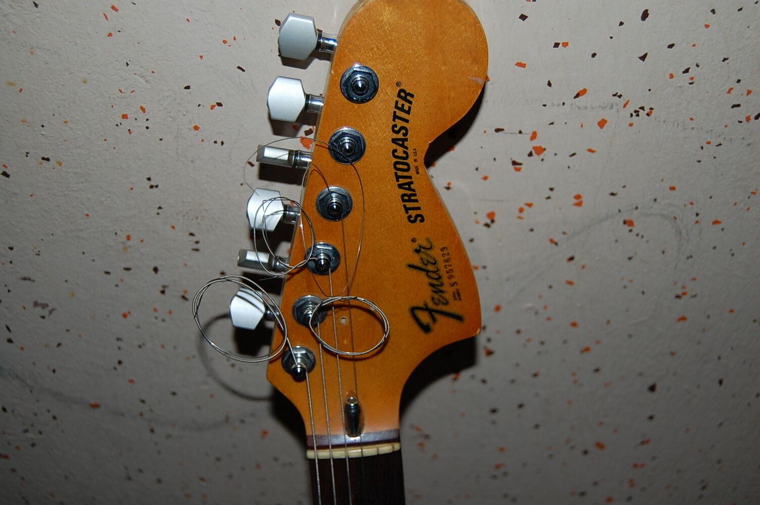 Fender Stratocaster, USA Vintage Bj. 1979