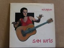 SAM WEIS, HOLOGRAM - KICKING MULE LP KM178