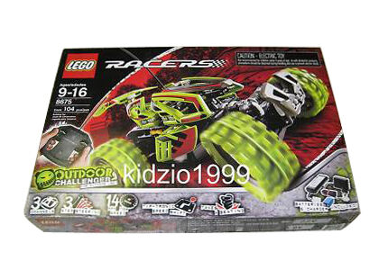 Lego Racers:  8675 Outdoor Challenger RC Nuovo Sealed