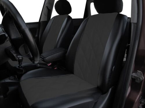 Eco-Leather Tailored Full Set Seat Covers Ford Fiesta 2008-2017