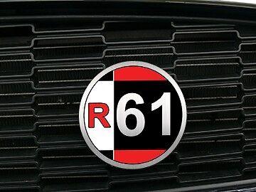 Grill Badge R61-2nd Gen MINI Cooper Paceman 2013-2015