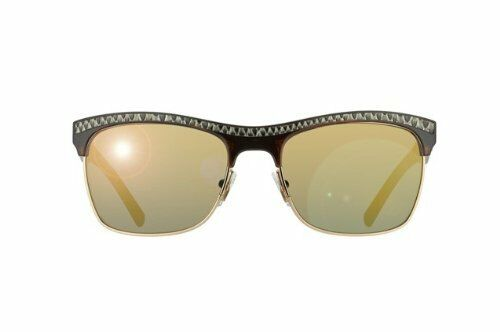 NEW GUESS GU 7137 Brown 87F Authentic Sunglasses
