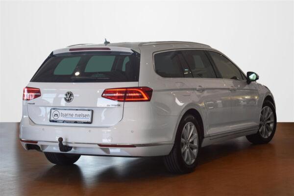 VW Passat 2,0 TDi 190 Highl. Variant DSG - billede 2