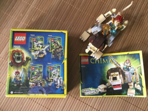 Lego Chima70123 Mit Ovp Komplettlion Legend Beast Original