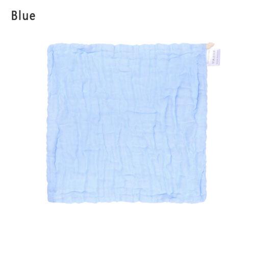 6 Layer Breathable Soft  Cotton  Gauze  Washcloth Feeding Wipe Cloth Bath Towel