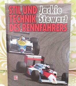 Stil-und-Technik-des-Rennfahrers-Stewart-235-Seiten-A774