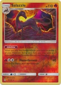 Salazzle-16-145-SM-Guardians-Rising-Reverse-Holo-Rare-Pokemon-Card-MINT-TCG
