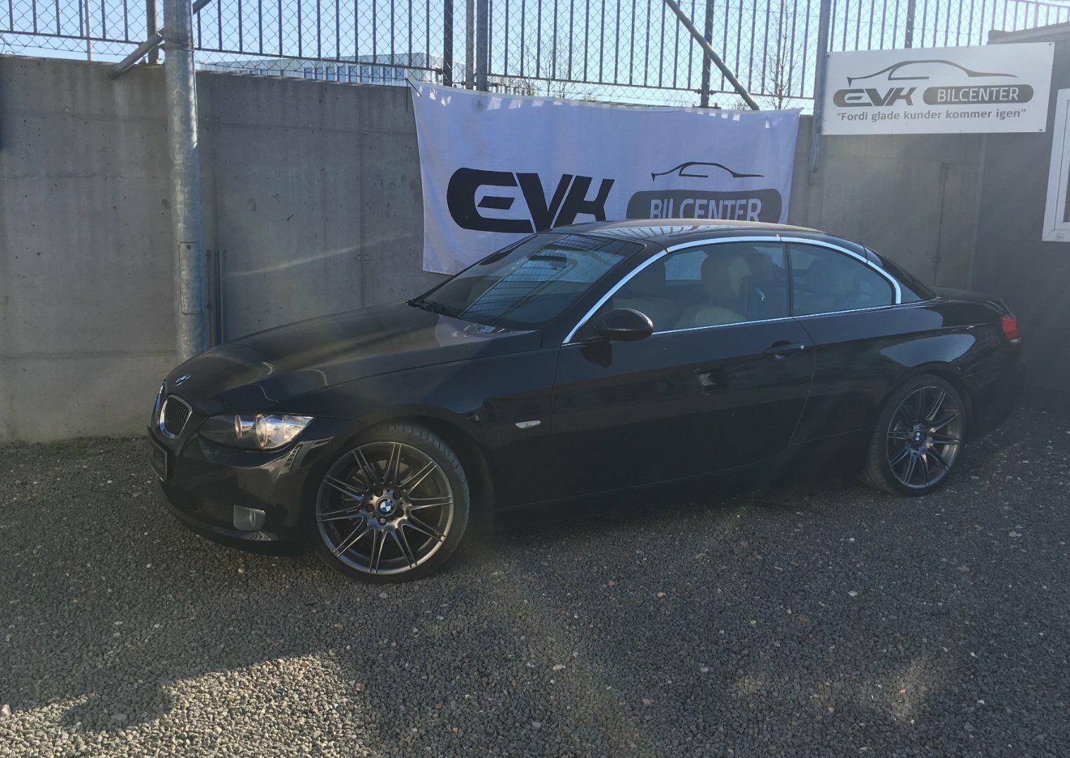 BMW 325i 3,0 Cabriolet 2d - 229.900 kr.