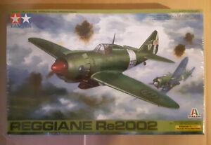 Tamiya-Reggiane-Re2002-89787-1-48-scale-factory-shrink-wrapped