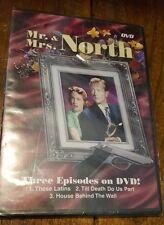 Mr & Mrs North DVD Brand New Sealed