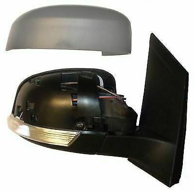 Ford Focus Mk2 2005-2008 Door Mirror Electric Primed O//S Driver Right