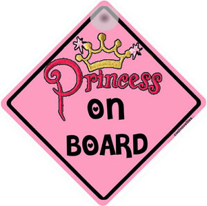 034-PRINCESS-ON-BOARD-034-CAR-WINDOW-SIGN-FOR-YOUR-PRINCESS