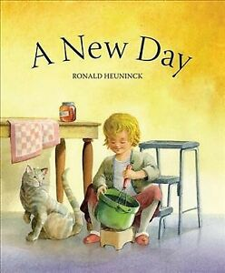 New-Day-Hardcover-by-Heuninck-Ronald-Brand-New-Free-shipping-in-the-US