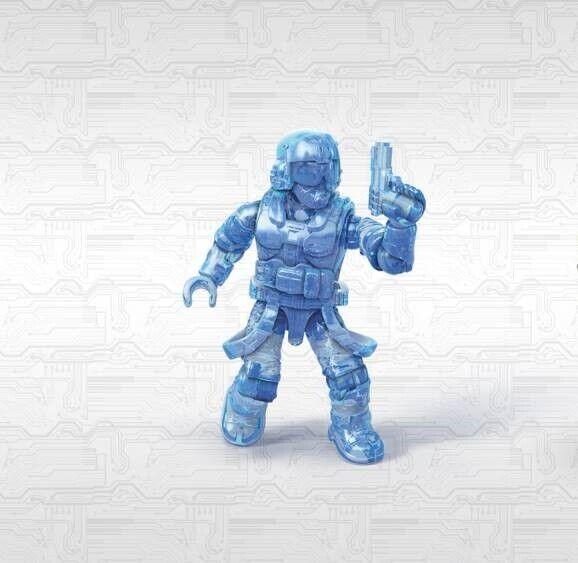 Mega Construx Halo Infinite 1 Series Pilot Gummy Brohammer NEW in Sealed Bag