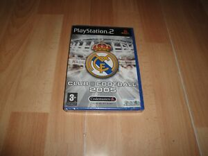 REAL-MADRID-CLUB-FOOTBALL-2005-DE-CODEMASTERS-PARA-LA-SONY-PS2-NUEVO-PRECINTADO