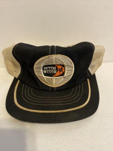 Ditch Witch Vintage Trucker Hat (Deteriorated Foam
