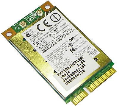 Original Toshiba PA3613U-1MPC B//G Mini PCIe Wifi AR5BXB63 WLL3141-D4 V000090730