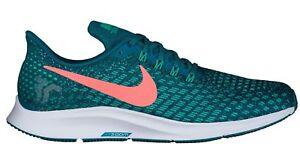 d45e54d7ba0b2 Nike Air Zoom Pegasus 35 Mens 942851-300 Geode Teal Mesh Running ...
