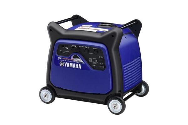 Yamaha Ef6300isde 6300 Watt Generator For Sale Online