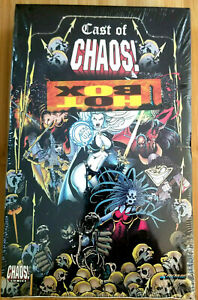 1997-KROME-CAST-OF-CHAOS-SEALED-FRACTAL-034-HOT-BOX-034-36-PACKS-RARE-PARALLEL-BOX