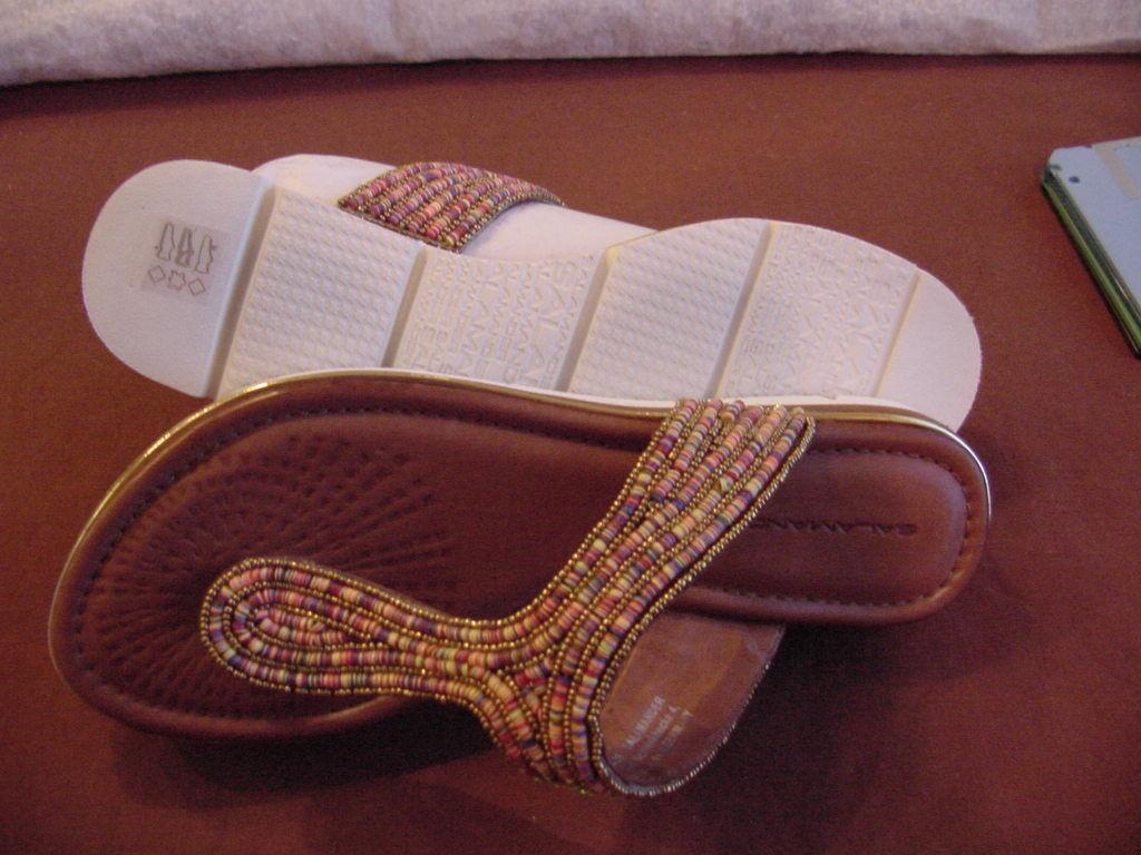 Salamandra Reena Gizeh 39 L 8 8 8 Cambria Multi Color Suela De Eva  ganancia cero