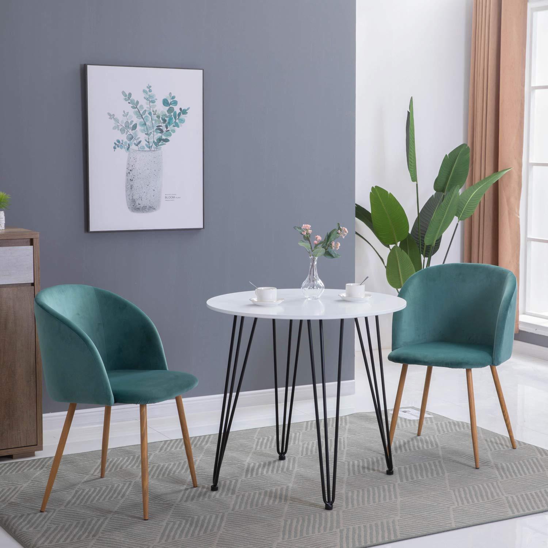 Table Scandinave Pour Salle A Manger Et Salon Table Ronde Moderne Style Nordique