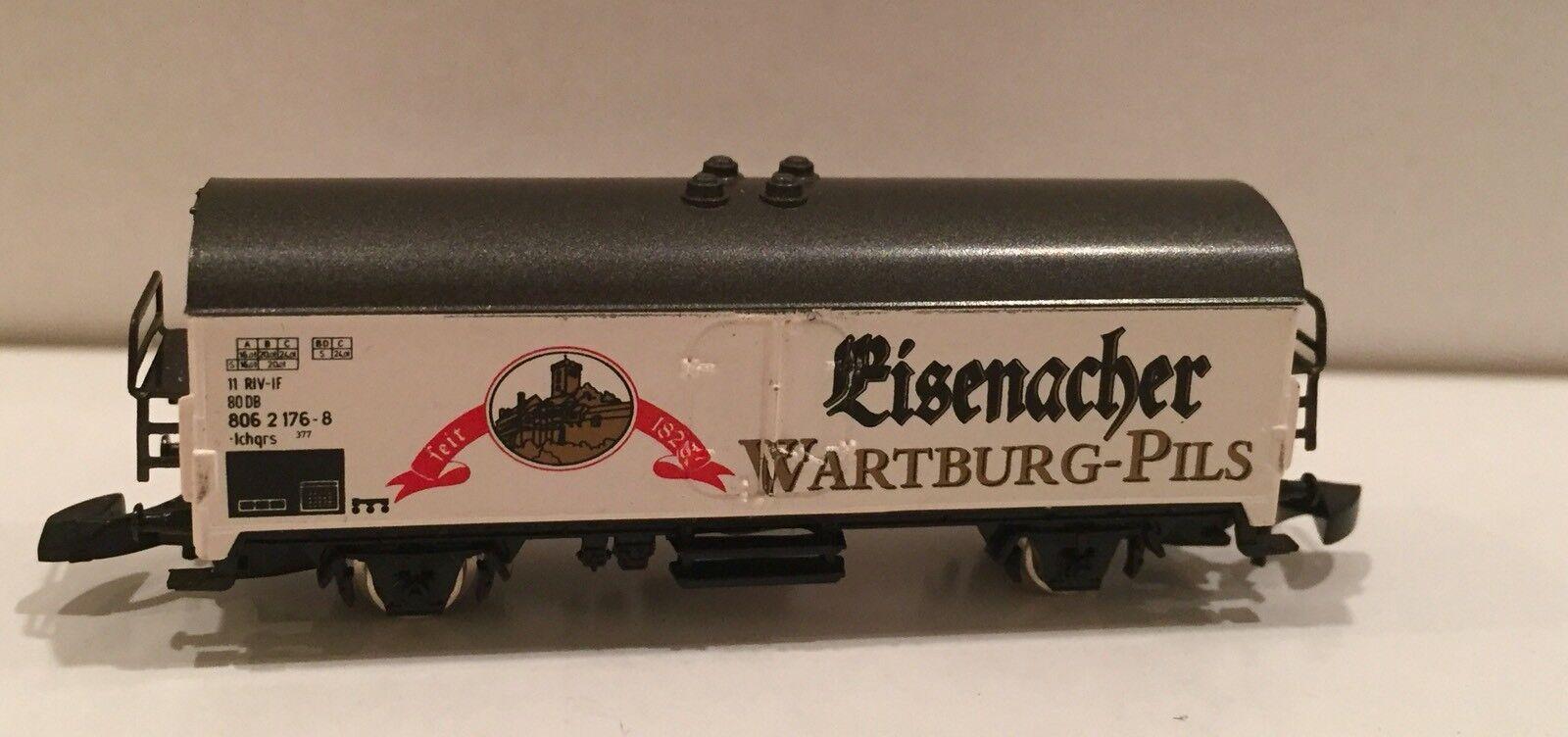 marklin miniclub specialee autorello Eisenach WartburgFrossoDA
