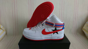 finest selection c778e 9f0bb Image is loading NIKE-Air-Force-1-High-RICCARDO-TISCI-RT-